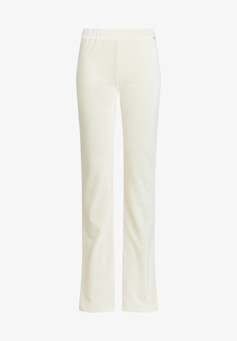 WE Fashion - Leggings - Trousers - off-white