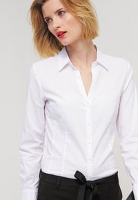 More & More - BLOUSE BILLA - Overhemdblouse - white - 3