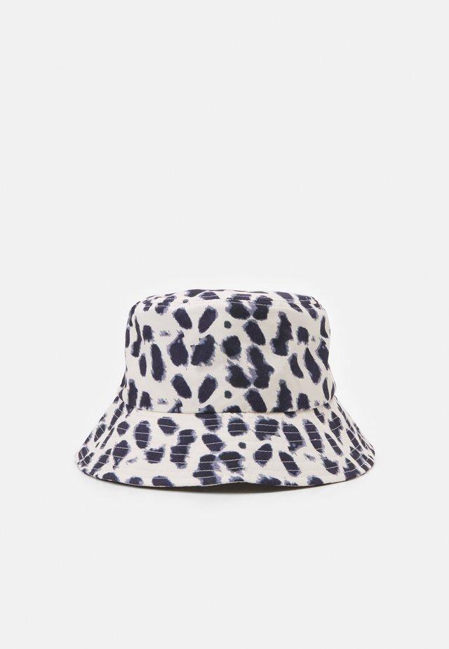 ONLPENNY PRINT BUCKET HAT - Bonnet - black