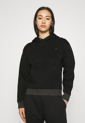 PREMIUM CORE HOODED - Sweatshirt - black