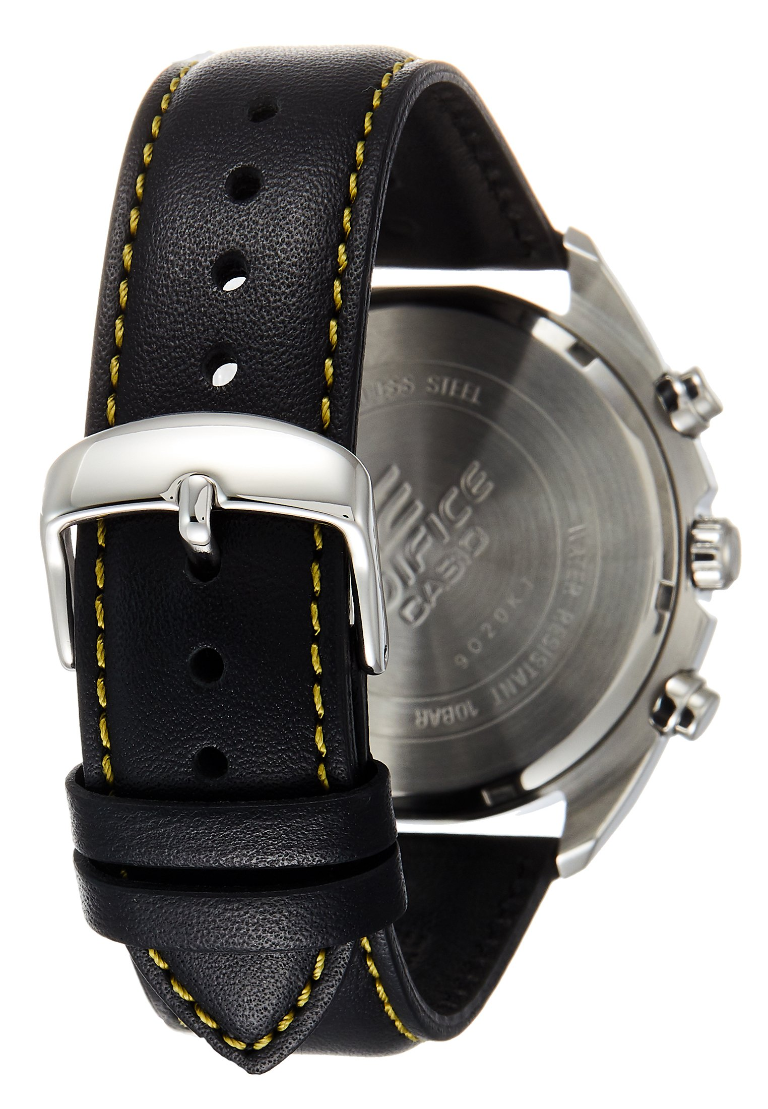 2013 Outlet EDIFICE Chronograph watch - black | men's accessories 2020 5bBpy