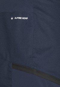 Salewa - ALPINE - Outdoorové kraťasy - navy blazer - 2