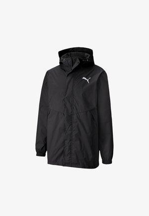 Waterproof jacket - puma black