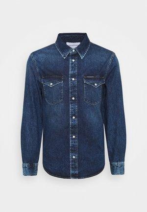 MODERN WESTERN  - Koszula - mid blue