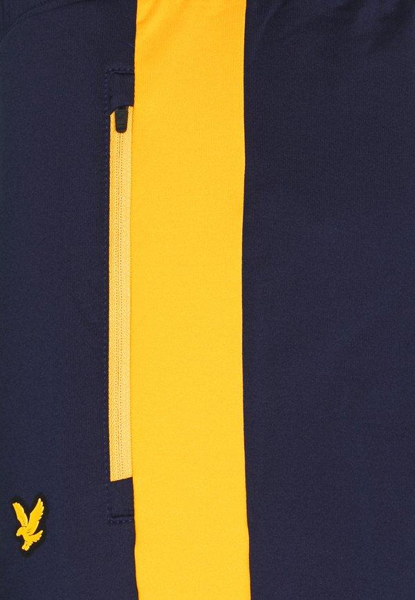 Lyle & Scott TECH TRACK PANTS - Spodnie treningowe - navy/granatowy Odzież Męska VCGI
