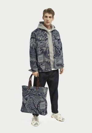 SKETCH  - Tote bag - combo a jacquard