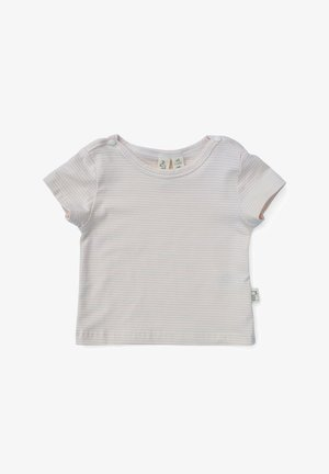 ELTON - Print T-shirt - powder rose