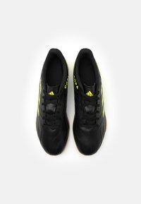 adidas Performance - COPA SENSE 4  - Indoor football boots - core black/solar yellow - 3