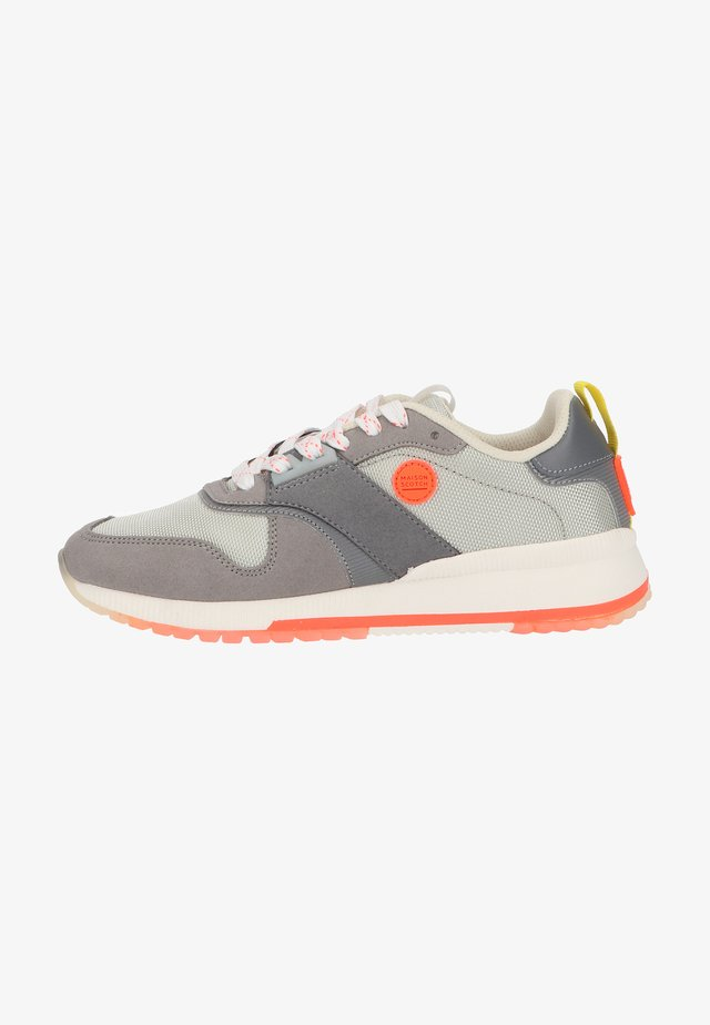 Sneakers laag - grey multi
