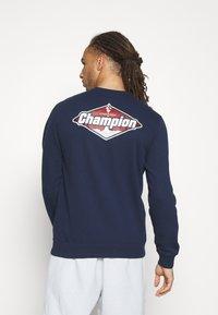 Champion - CREWNECK - Sweatshirt - dark blue - 2