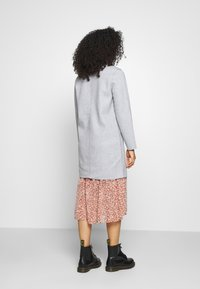 ONLY - ONLCARRIE BONDED - Classic coat - light grey - 2