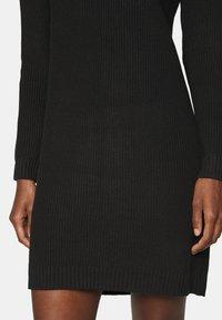 Even&Odd Tall - Jumper dress - black - 5