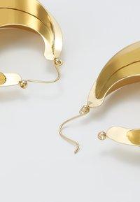 Pilgrim - EARRINGS - Kolczyki - gold-coloured - 3