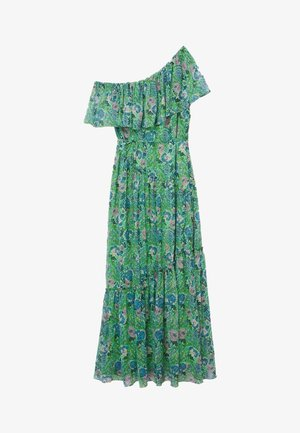 TUULITA - Maxi dress - grün