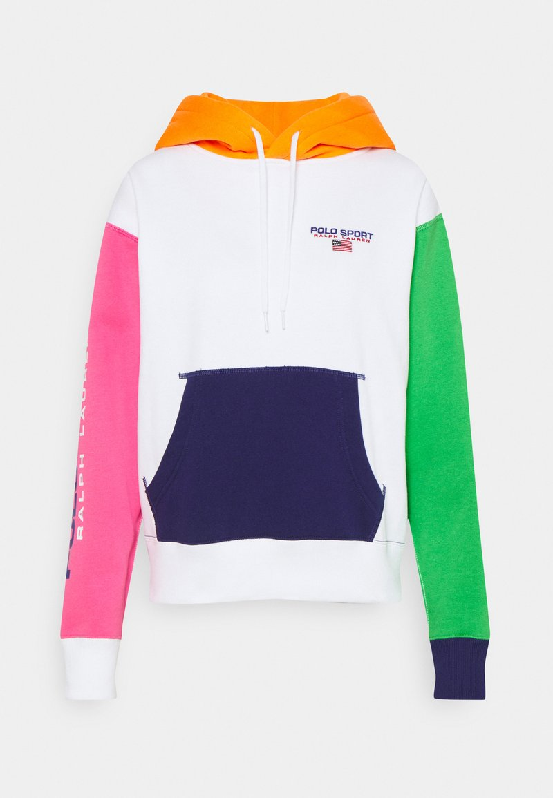 Polo Ralph Lauren - SEASONAL - Sweatshirt - fall royal/multi