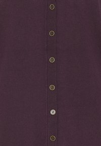edc by Esprit - BASIC  - Cardigan - aubergine - 2