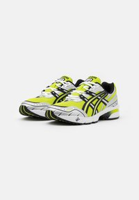 ASICS SportStyle - GEL-1090 UNISEX - Trainers - lime zest/black - 1