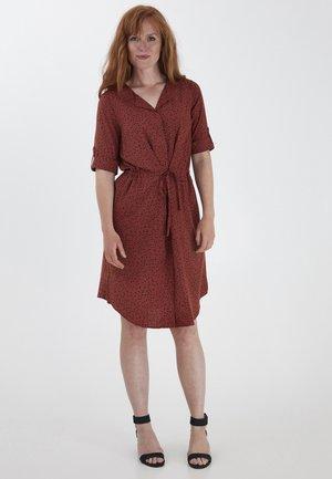 FRHAZAVISK  - Korte jurk - barn red mix