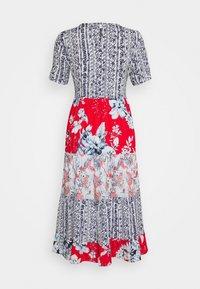 Rich & Royal - DRESS WITH PRINTMIX - Denní šaty - multi-coloured - 1