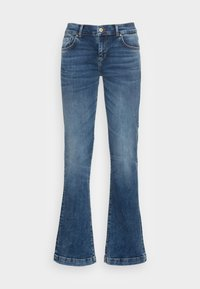 LTB - FALLON - Flared Jeans - jama wash - 3