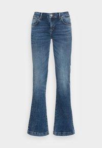 FALLON - Flared Jeans - jama wash
