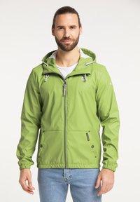 Schmuddelwedda - Waterproof jacket - grün - 0