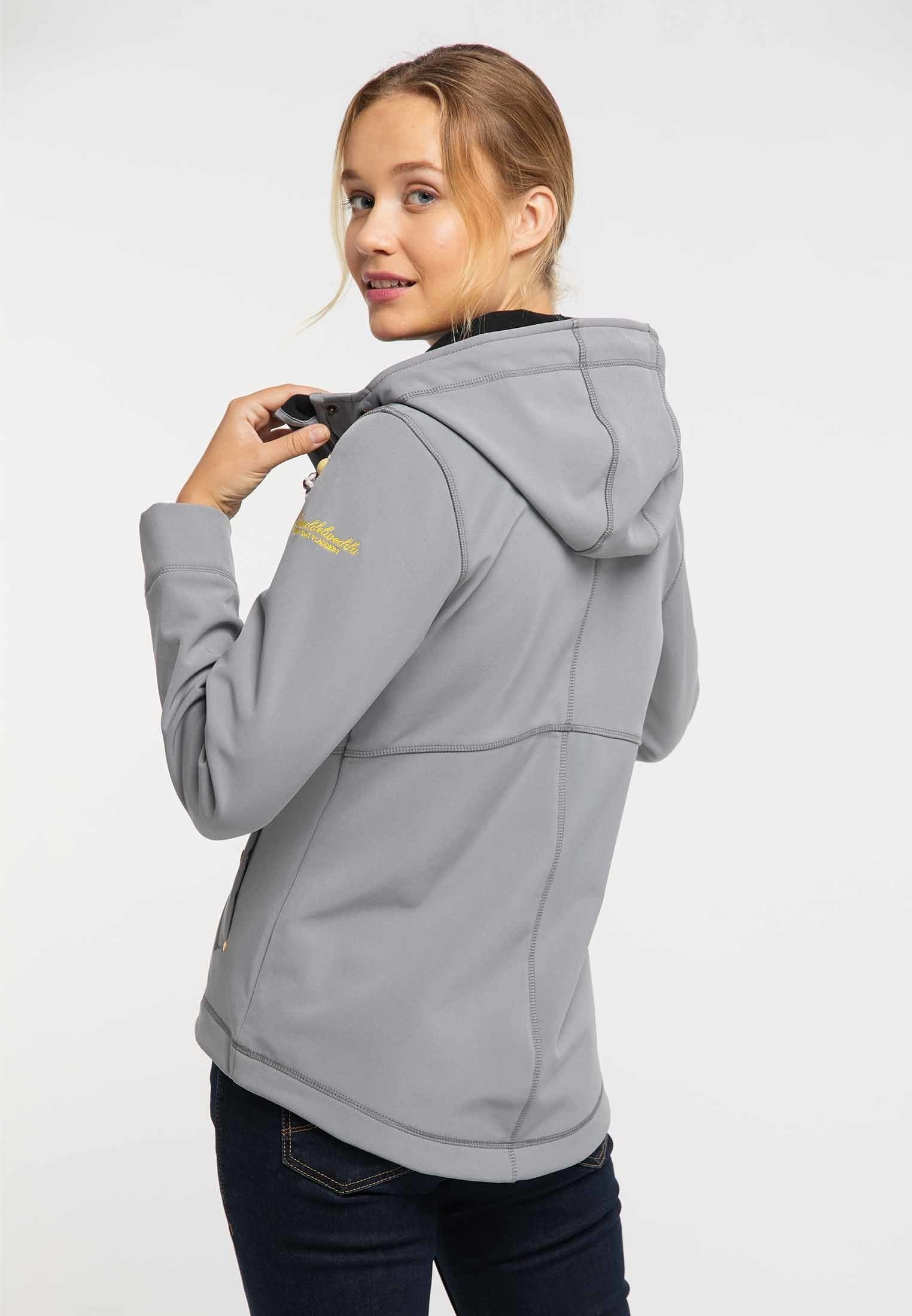 Affordable Clean And Classic Women's Clothing Schmuddelwedda Outdoor jacket gray UzAzlEqBn 03iBAp6x6