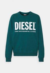 ECOLOGO - Sweatshirt - petrol