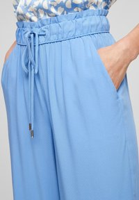 s.Oliver - Trousers - light blue - 3