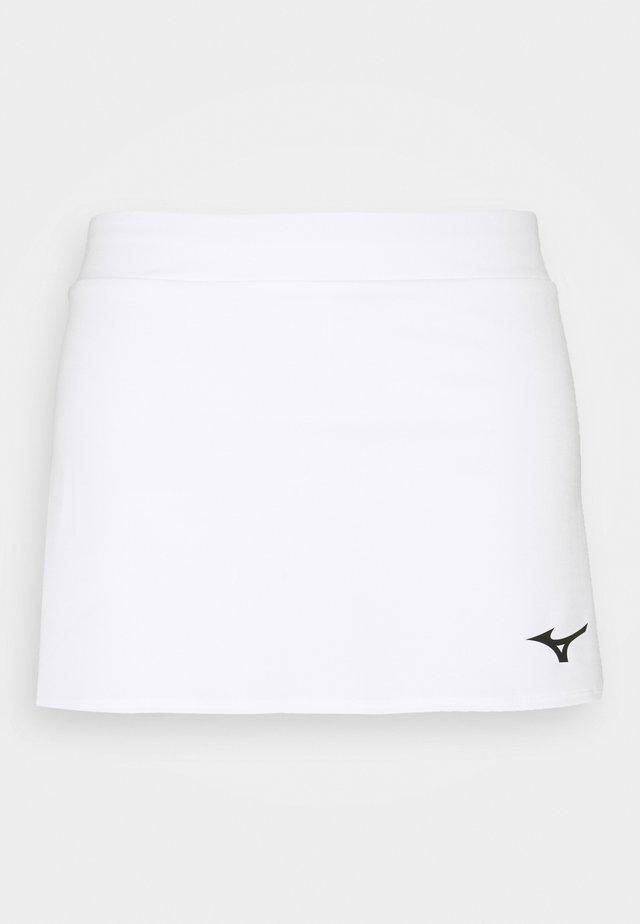 FLEX SKORT - Sports skirt - white