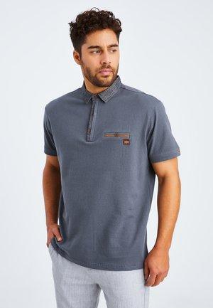 HERREN T SHIRT POLO HERREN T SHIRT POLO LN - Polo shirt - anthrazit