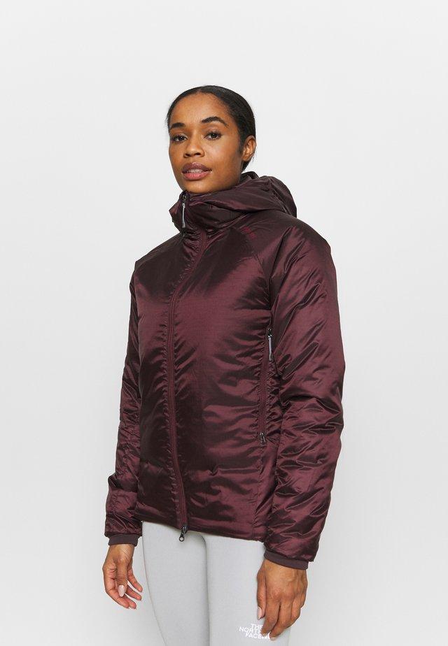 MRS DUNFRI - Ski jacket - red illusion