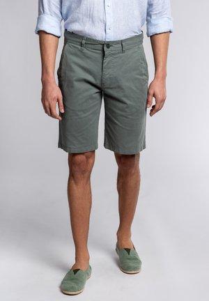 TURTLE - Shorts - olive
