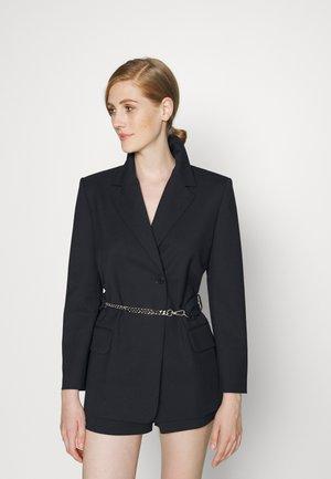 VILLE - Krótki płaszcz - marine