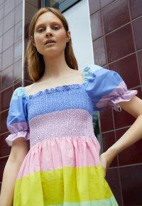 Olivia Rubin - EMILIE - Freizeitkleid - multi-coloured - 3
