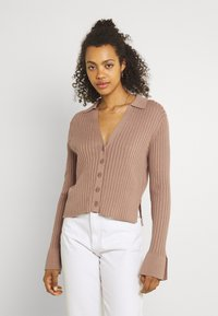 Nly by Nelly - Cardigan - taupe - 0