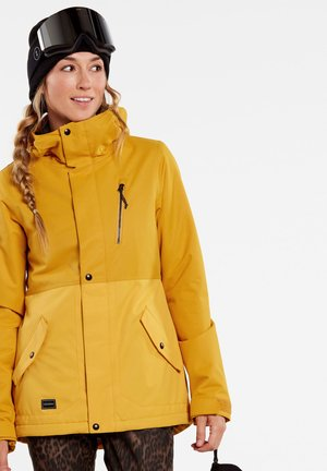 Snowboardjacke - resin_gold