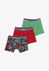 Vingino - ITALIA 3 PACK - Pants - basil green - 3