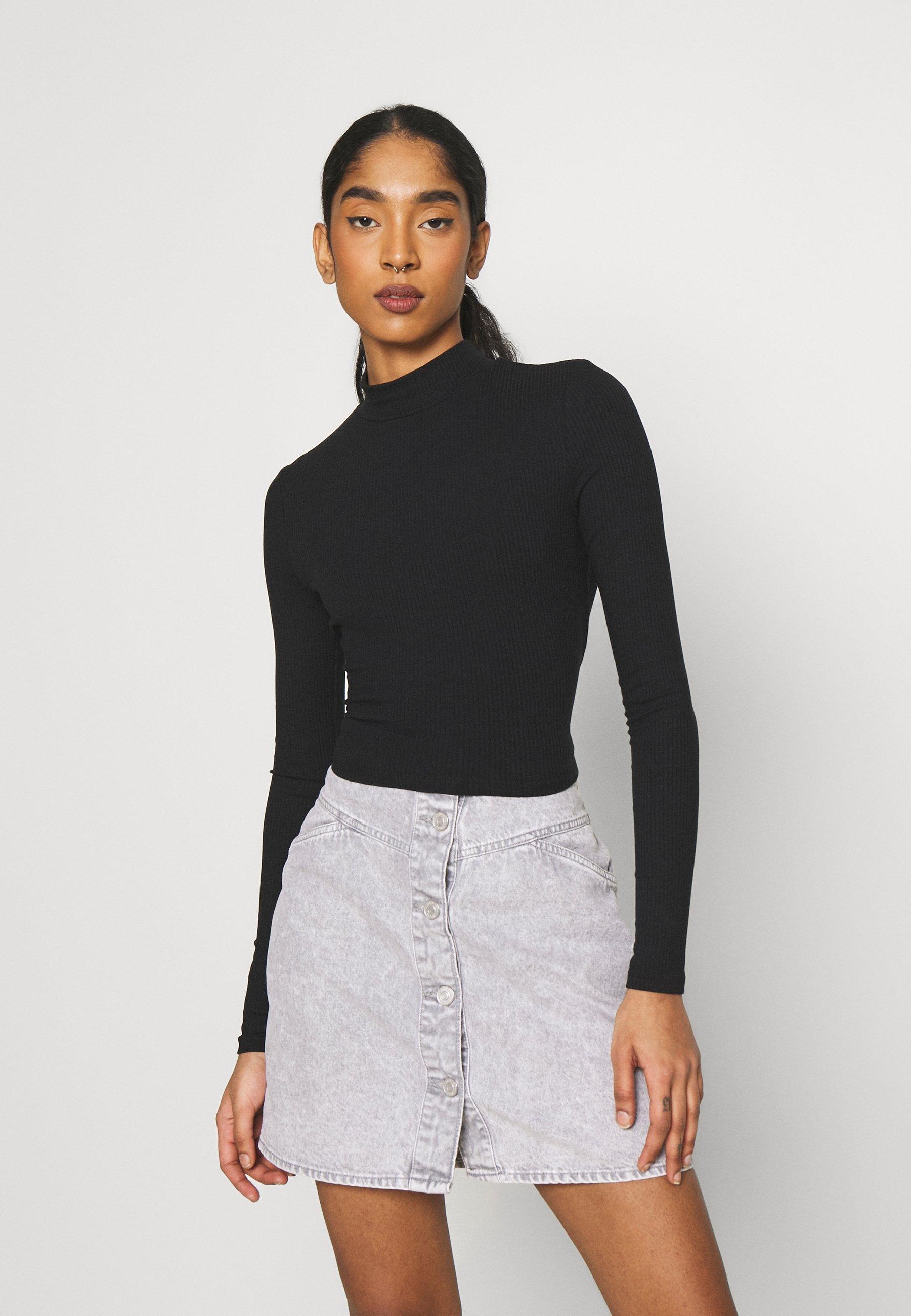 Women MATIAMU BY SOFIA  LONG SLEEVE TIE BACK - Long sleeved top