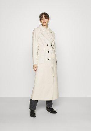 ADINE COAT - Klasický kabát - cream