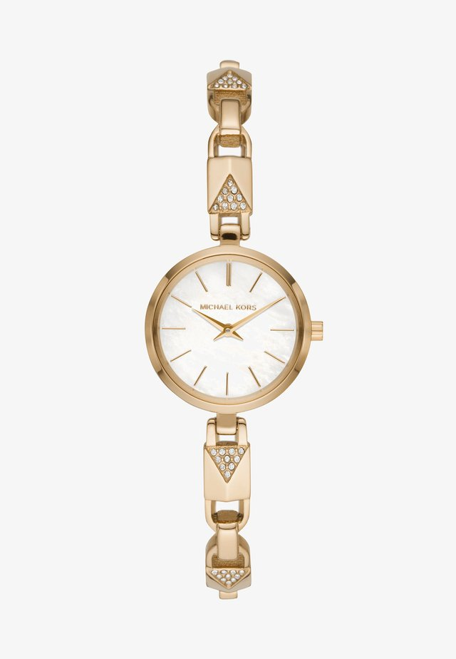 JARYN MERCER - Horloge - gold-coloured