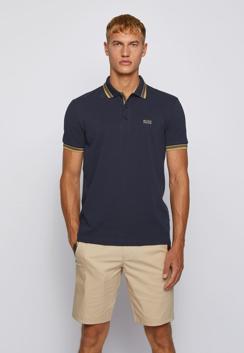 BOSS - PADDY - Poloshirt - dark blue