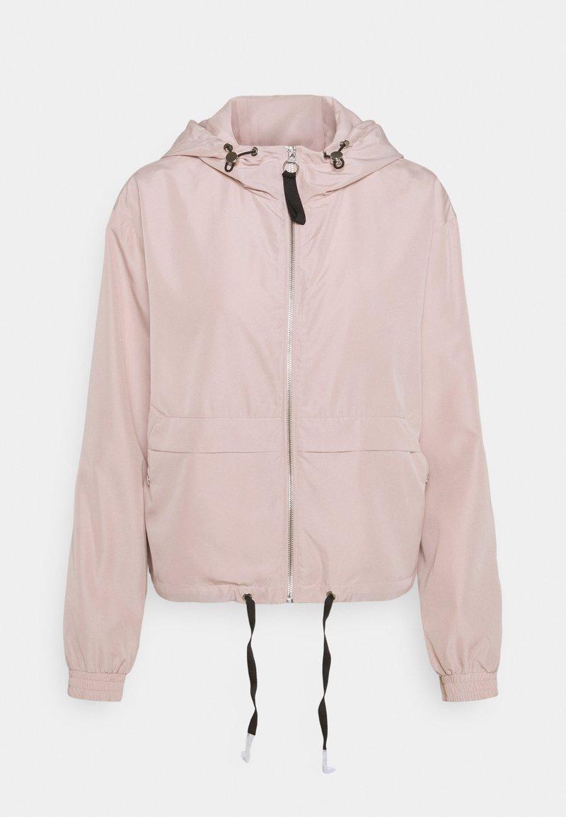 ONLY - ONLMALOU JACKET - Summer jacket - rose smoke