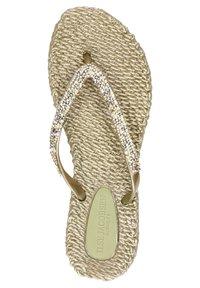 Ilse Jacobsen - Pool shoes - goud - 3