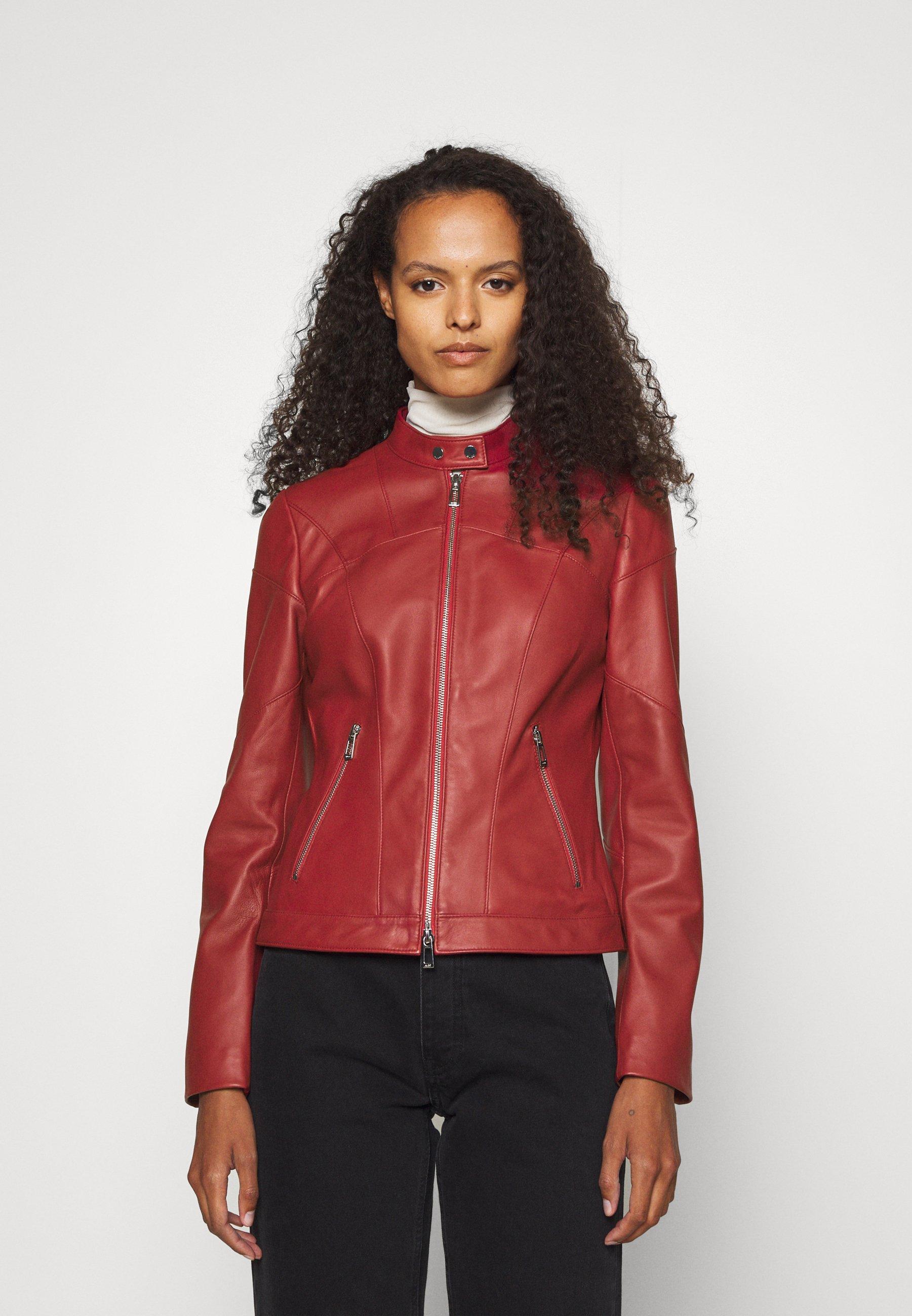 Women LIBRA - Leather jacket