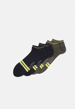 SNEAKER 4 PACK - Socks - dark blue