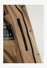CHASIN' - SATURN LIGHT - Short coat - beige - 12