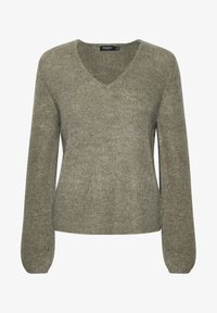 Soaked in Luxury - Jumper - vetiver - 4