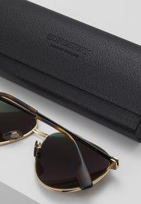 Burberry - Okulary przeciwsłoneczne - gold-coloured/matte black - 2