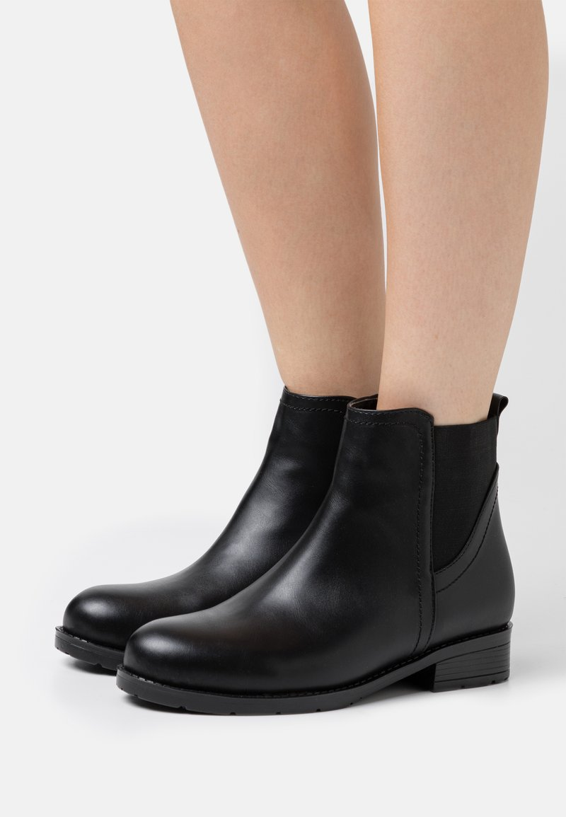 Trendyol - Classic ankle boots - black